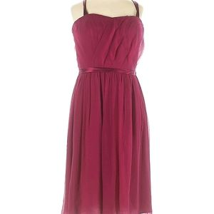 New Donna Morgan 100% Silk Sleeveless Fit & Flare